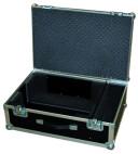 Flightcase voor beamer met extra vak voor lens