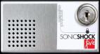 Sonic Shock 5: sistema antirrobo electrónico