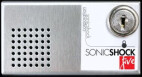 Sonic Shock 5 - electronic anti-theft system