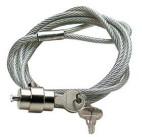 Kindermann dispositivo antirrobo, con llave igual