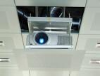 PeTa Elevatore motorizzato a scomparsa Standard Misura S, fino a 20kg, Hub 70cm