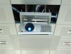 PeTa ceiling lift standard size L, 100kg, 100cm Hub