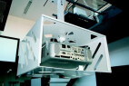 """PETA Caja de Seguridad """"S"""" - protección contra el robo de proyectores 525 x 280 x 460mm"""