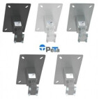 PeTa ceiling mount Standard with locking lever, fixed length 30cm