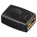 Hama Compact HDMI Adapter - coupling