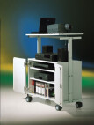 Conen projection trolley PS 2