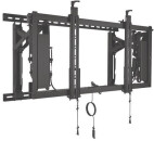 """Chief LVSXU ConnexSys Video Wall Display wall bracket Landscape, Black (40"""" to 80"""") (without rails)"""