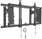 """Chief LVSXU Soporte de pared para pantallas de vídeo ConnexSys, apaisado, negro (40"""" a 80"""") (sin raíles)"""