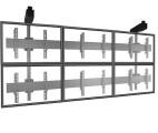 Support pour plafond Chief LCM3X2U 3x2 Menu Board