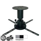 DELUXX Ceiling mount Profi-Line 15 cm - Silver