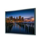 DELUXX professionell ramspänd duk Frame Pro 16:10 matt och vit Vision Pro 270 x 169 cm